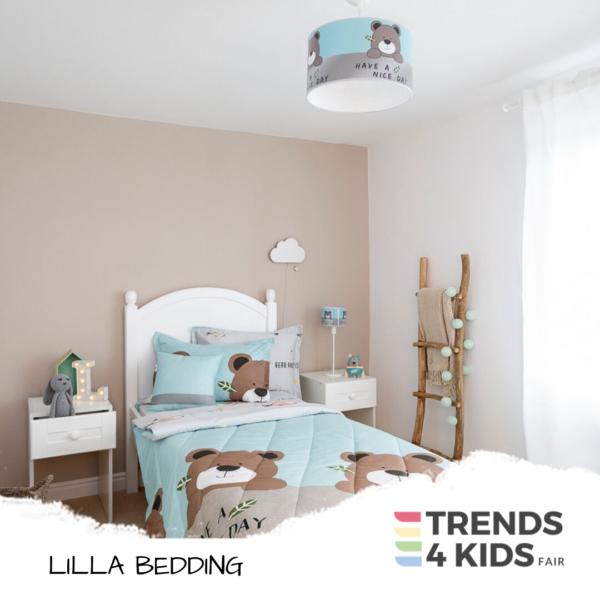 lilla bedding