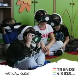 virtal quest